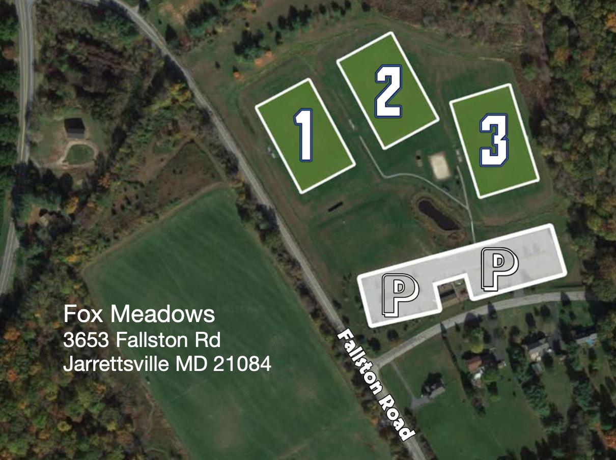 fox meadows map